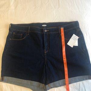 Old Navy Shorts - Adorable Dark blue jean shorts!